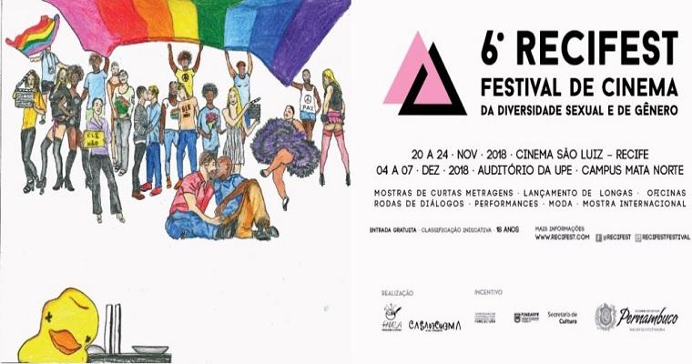Festival de cinema sobre Diversidade Sexual inicia nesta terça