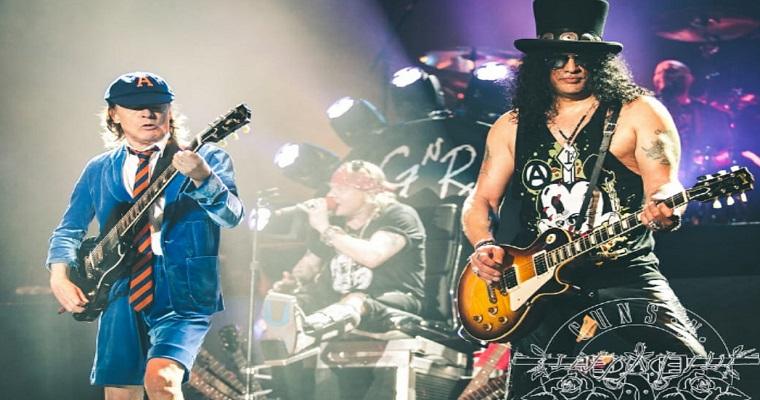 Guitarrista do Guns N' Roses trará nova turnê para Recife em 2019