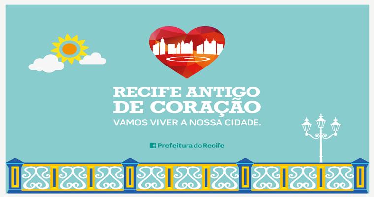 Recife Antigo recebe diversas atrações neste domingo (25)