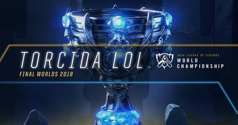 Paço Alfândega transmite Final do Mundial de LoL