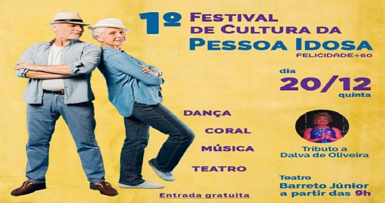 Instituto Boa Vista promove Festival de Cultura da Pessoa Idosa