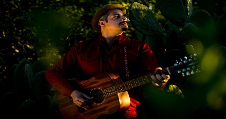 Bruno Lins lança seu primeiro disco solo inédito: 'Vereda Caminho'