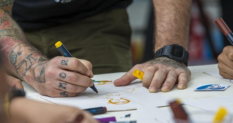 Tomaz Viana realizará  Oficina de Graffit  em Recife