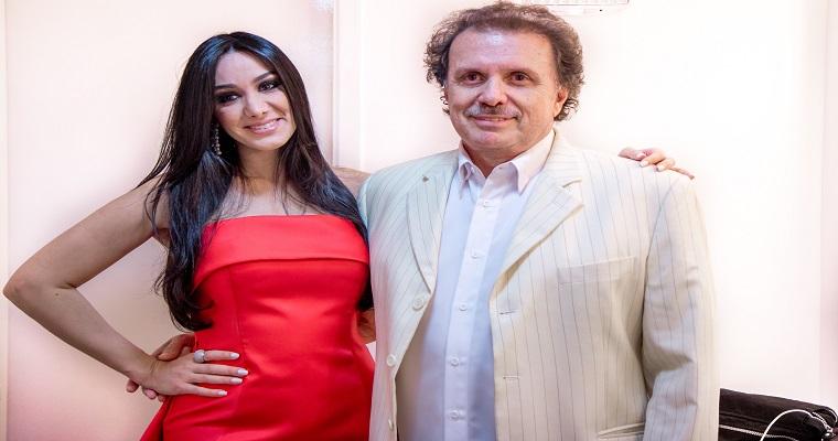 Eduardo Lages e Marina Elali gravam DVD em show no Recife