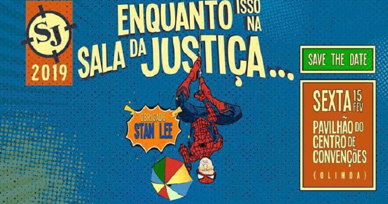 Bloco 'Enquanto isso na sala da Justiça' terá trote neste sábado