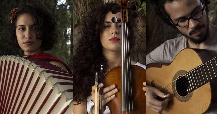 Desdobrado Trio faz show no Poço das Artes nesta sexta-feira