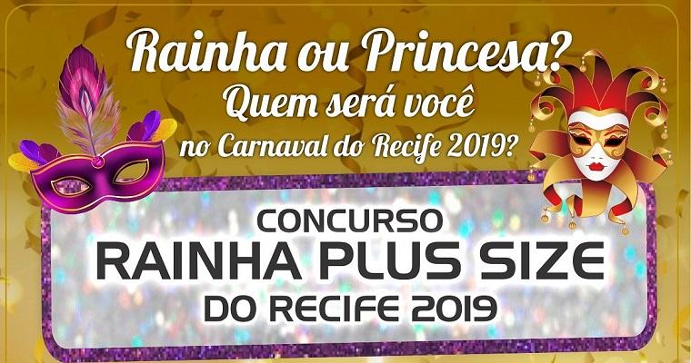 Inscrições para o concurso Rainha Plus Size 2019 têm  inicio amanhã