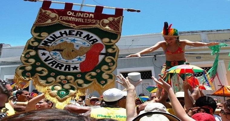 Troça Carnavalesca Mulher na Vara comemora 26 anos