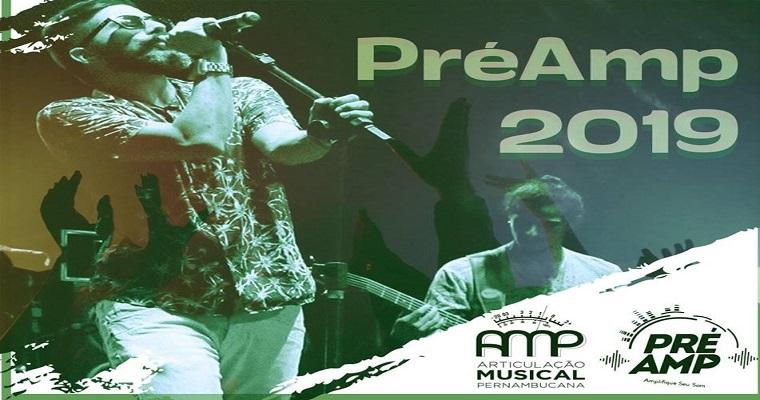 Festival Pré-AMP 2019 está com inscrições abertas