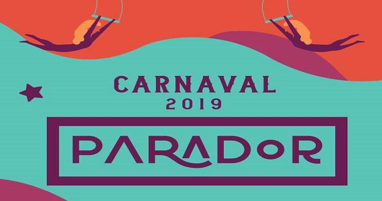 Com o tema 'Circus' Carnaval Parador 2019 terá três dias de festa