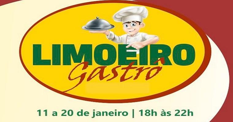 Sebrae PE realizará 1ª  edição do Limoeiro Gastrô
