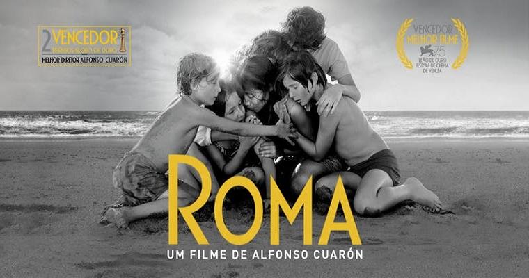 Sessão especial do filme 'Roma' será apresentada no Cinema São Luiz
