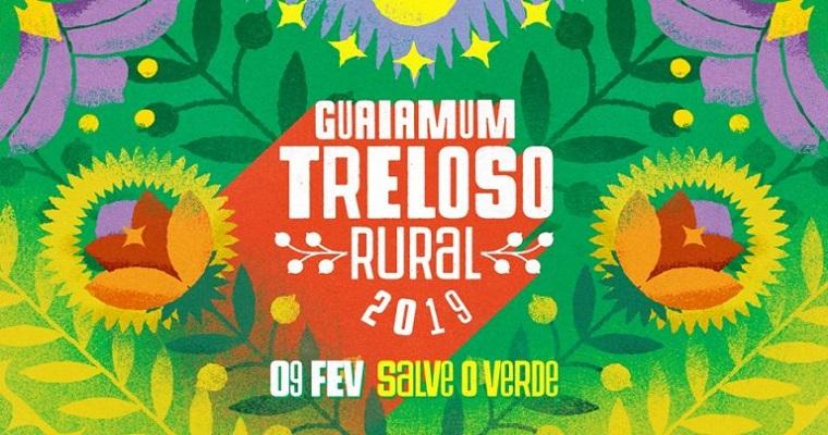 Guaiamum Treloso Rural 2019 será realizado neste fim de semana