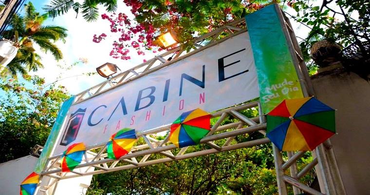 Cabine Fashion realiza sua primeira edição do ano