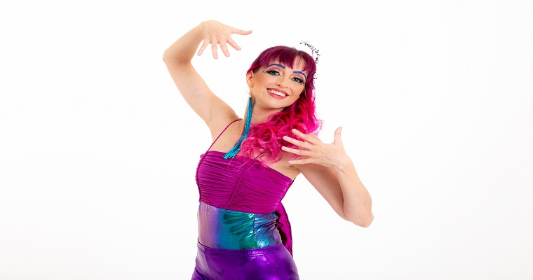 Carnaval Kids: Fada Magrinha apresenta show 'Modernas Tradições'