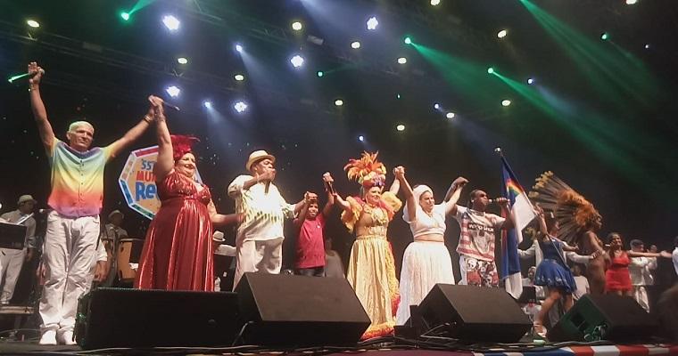 Mistura de ritmos marca o 55° Baile Municipal do Recife