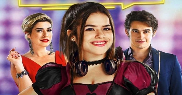 Maisa estreia novamente no cinema agora com o longa 'Cinderela Pop'