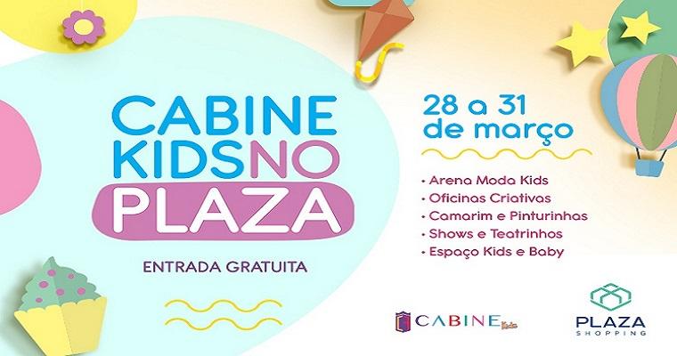 2° edição do Cabine Kids tem inicio nesta quinta-feira (28)