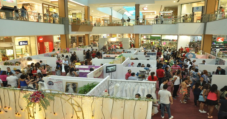 Shopping Tacaruna recebe 2º edicao da Fenewedding