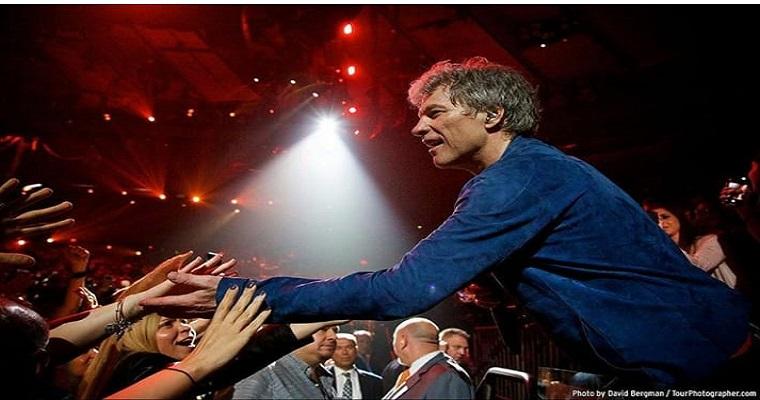 Capital pernambucana receberá show de Bon Jovi