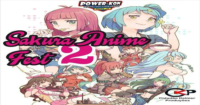 Segunda edição do Sakura Anime Fest acontece neste fim de semana