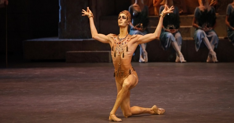 'La Bayadère', do Balé Bolshoi será exibido nos cinemas