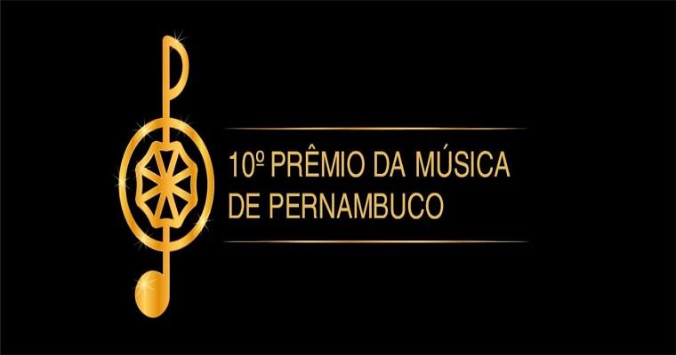 10º  Prêmio da Música de Pernambuco acontece na próxima segunda (29)