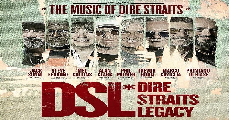 Dire Straits legacy apresenta show da nova turnê no Recife