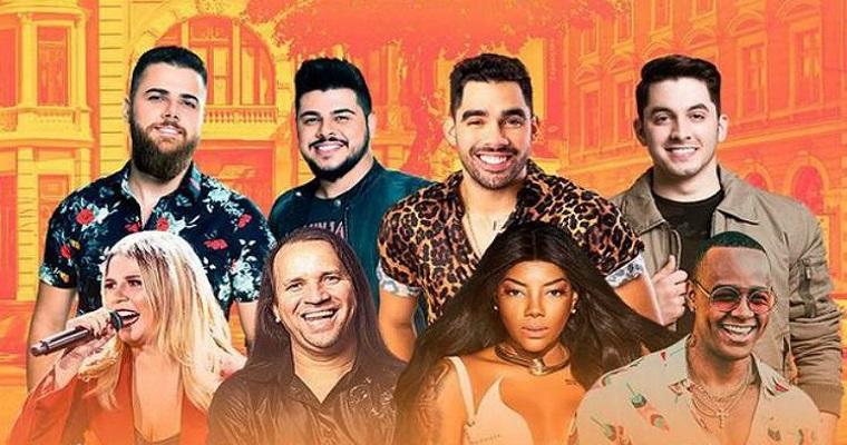Para todos os estilos: Festeja Recife 2019 vai do funk ao sertanejo