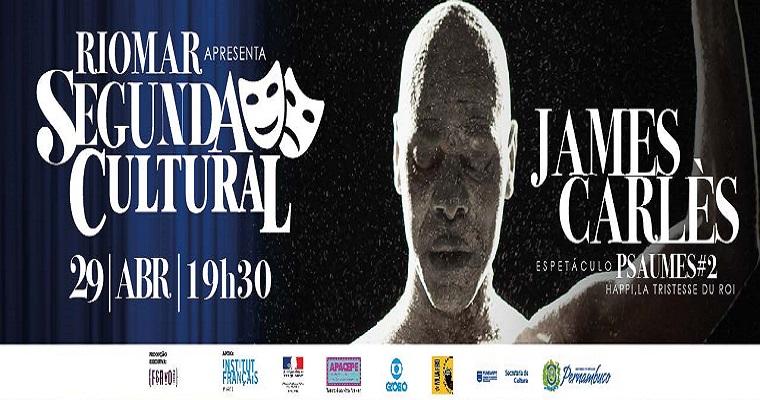 Projeto 'Segundas Culturais' estreia no RioMar Recife