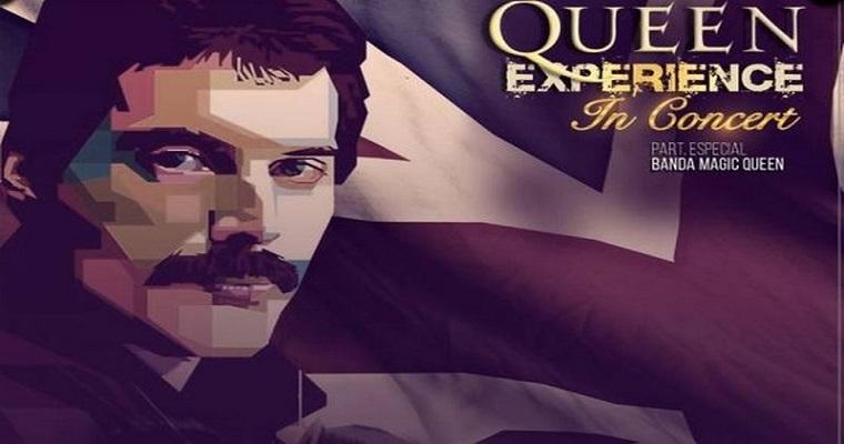 Recife receberá Queen Experience In Concert