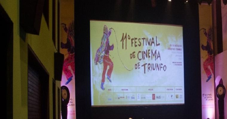 Festival de Cinema de Triunfo está com as inscrições abertas