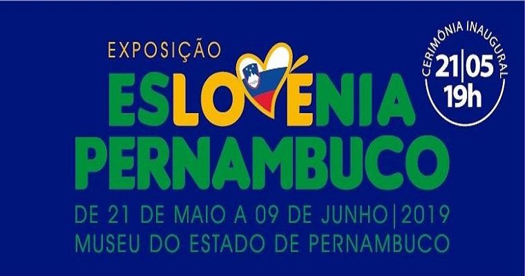 Exposição Eslovênia-Pernambuco entra em cartaz no Museu do Estado