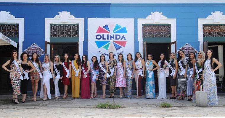 Concurso para eleger a Miss Brasil Latina será realizado em Pernambuco