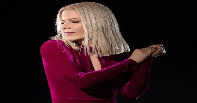 Paula Toller é atração da primeira edição do 'Destino Música RioMar'