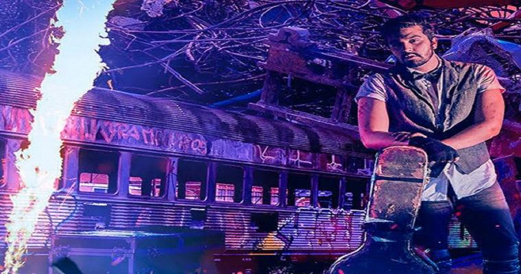 Luan Santana divulga músicas inéditas nas plataformas digitais