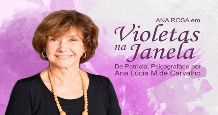 Espetáculo Violetas na janela será apresentado no Teatro Guararapes