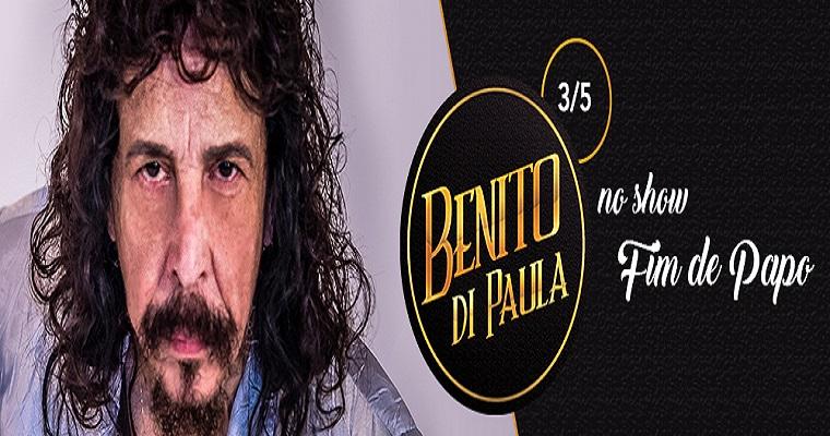 Benito Di Paula apresenta última turnê 'Fim de Papo' em Recife