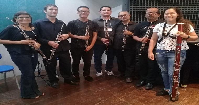 Grupo de Câmara Concertino Duplo faz primeira apresentação no Recife