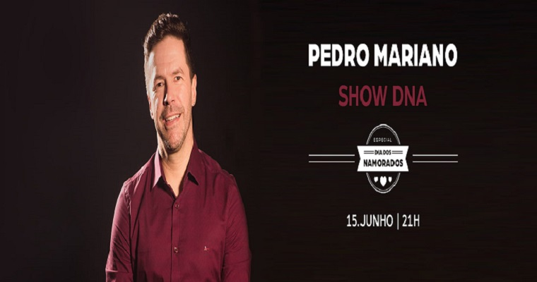 Pedro Mariano volta à capital pernambucana com show 'DNA'