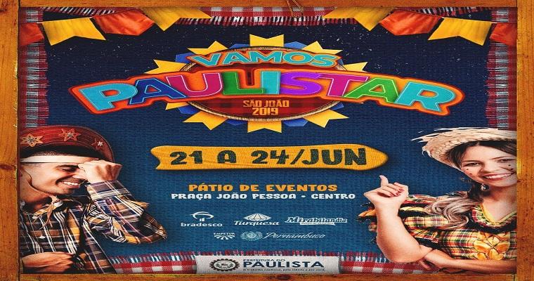'Paulistar 2019': programação junina tem inicio nesta sexta-feira