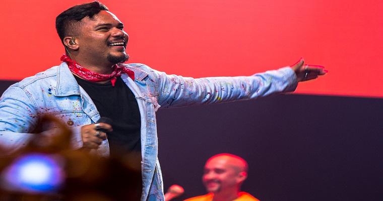 Show exclusivo do Sorriso Maroto será realizado em Recife