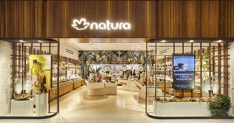 Multinacional Natura inaugura primeira loja própria em Recife