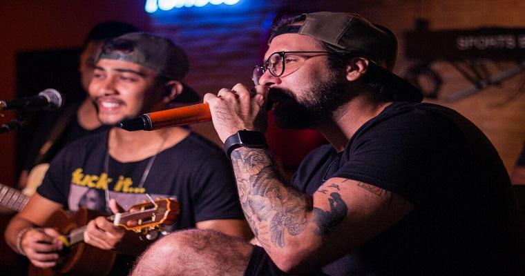 Projeto Noites Cariocas mistura Samba e Funk na Zona Sul do Recife