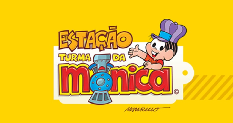 1ª 'Estação Turma da Mônica' do nordeste inaugura hoje em Olinda