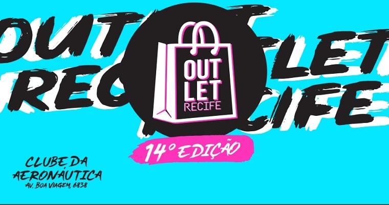 Nova edição do Outlet Recife teve inicio neste sábado