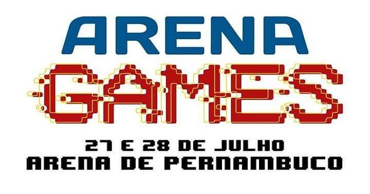 Segunda edição do Arena Games acontece neste fim de semana