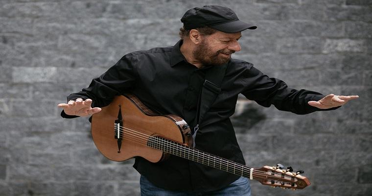 João Bosco ícone da MPB, chega ao Recife com show solo em setembro