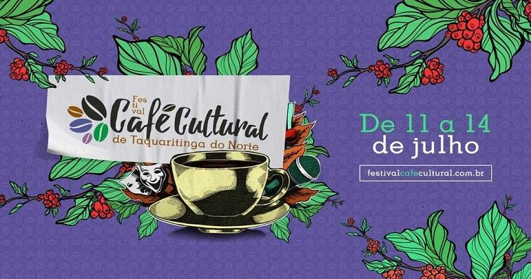 Taquaritinga do Norte recebe 2° edição do 'Festival Café Cultural'