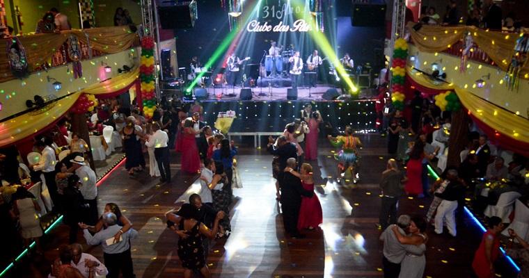 31º Grande Baile Cigano acontece no Clube das Pás